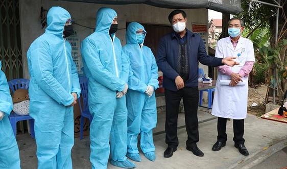 Bắc Ninh: Nghiêm túc thực hiện phòng, chống dịch COVID-19