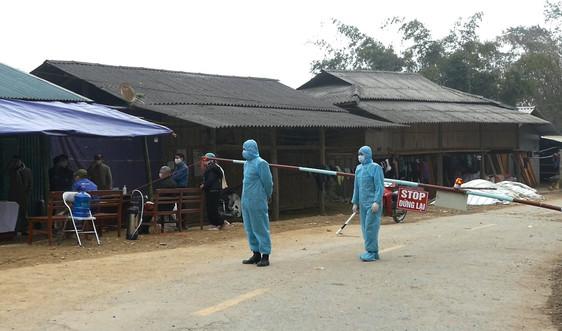 Lào Cai: Tạm dừng hoạt động 6 chốt kiểm soát y tế liên ngành