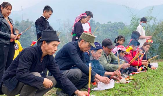 Những phong tục độc đáo ngày Tết của người dân tộc thiểu số vùng cao Lào Cai