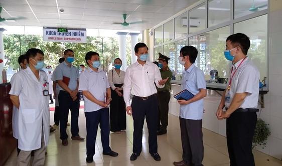 Bắc Ninh: Thực hiện nghiêm các biện pháp phòng, chống dịch