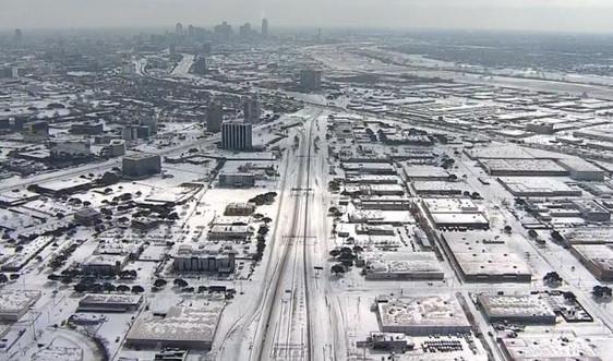 Thời tiết lạnh giá ảnh hưởng đến hơn 150 triệu người Mỹ