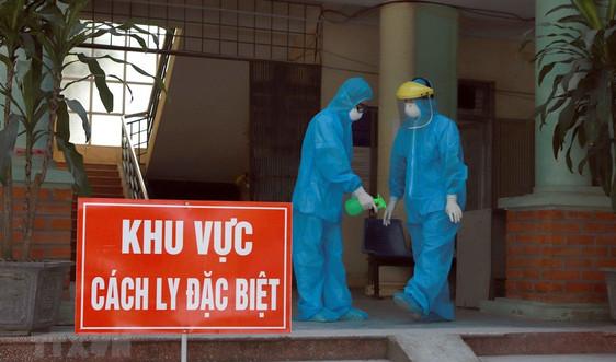 Hải Dương có thêm 2 ca mắc COVID-19 là F1 tại ổ dịch Cẩm Giàng, Kinh Môn