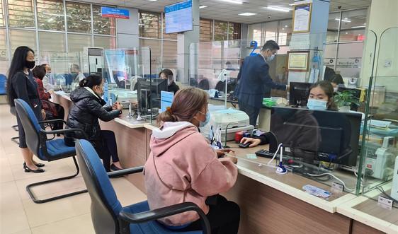 Cao Bằng: Ngày làm việc đầu năm diễn ra khẩn trương, nghiêm túc
