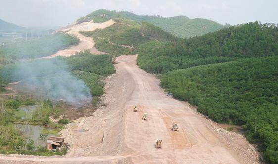 Bàn giao 100% mặt bằng tuyến cao tốc Cam Lộ - La Sơn đoạn qua Thừa Thiên Huế