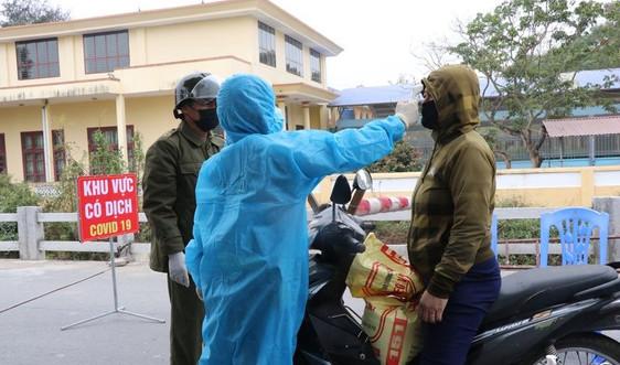 Bắc Ninh: Đẩy mạnh các biện pháp phòng chống dịch tại cơ quan, công sở