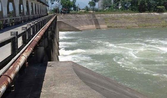 Đà Nẵng: Nước sông Cầu Đỏ nhiễm mặn ngay từ đầu năm