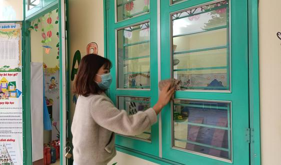 Điện Biên: Đảm bảo các điều kiện an toàn khi đón học sinh trở lại