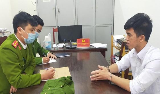 Thanh Hóa: Bắt giữ kẻ giả danh Công an để lừa tiền phụ nữ