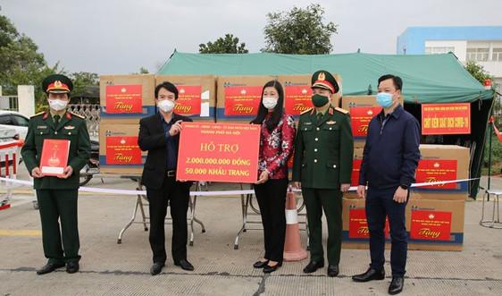 Bắc Ninh: Hỗ trợ 1 tỷ đồng giúp Hải Dương phòng, chống dịch COVID-19