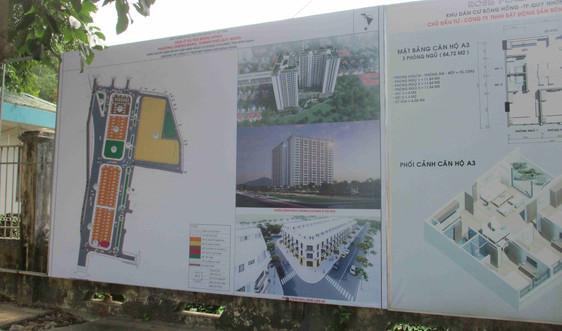 Bình Định chấp thuận chủ trương đầu tư dự án Nhà ở xã hội Bông Hồng