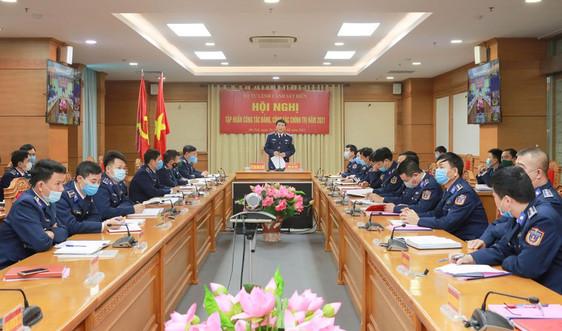 Bộ Tư lệnh Cảnh sát biển tập huấn công tác đảng, công tác chính trị năm 2021