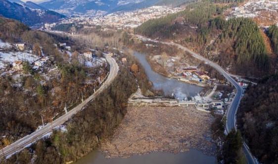 Nhiều dòng sông vơi dần nguồn tài nguyên sinh học