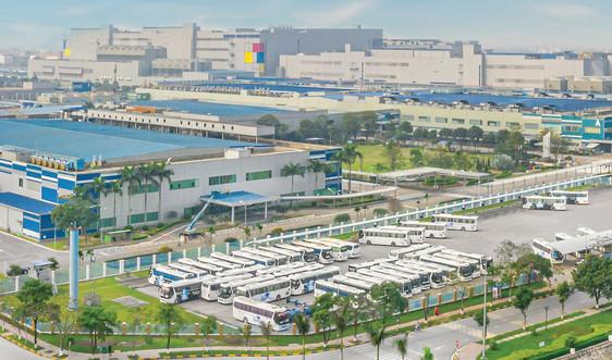 Đầu tư xây dựng hạ tầng KCN Yên Phong II-A