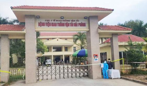 Hải Phòng: Phát hiện ca dương tính với Covid-19 tại xã Hoàng Động, huyện Thủy Nguyên