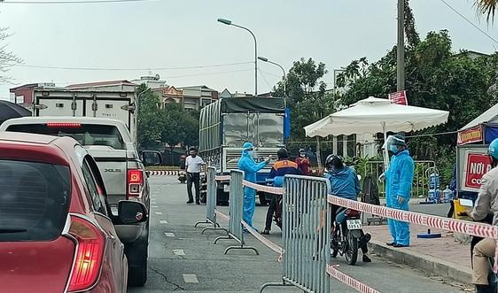 Hải Dương: Huyện Kim Thành triển khai quyết liệt ngăn ổ dịch mới, phát hiện nguồn F0 của BN 2352