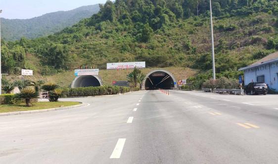 Hầm Hải Vân 2 tiếp tục vận hành sau Tết