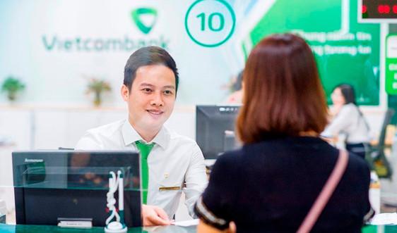Vietcombank tiếp tục giảm lãi suất tiền vay hỗ trợ khách hàng ảnh hưởng bởi dịch Covid - 19