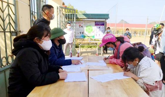 Lào Cai: Đảm bảo an toàn phòng chống dịch Covid-19 cho học sinh đi học trở lại