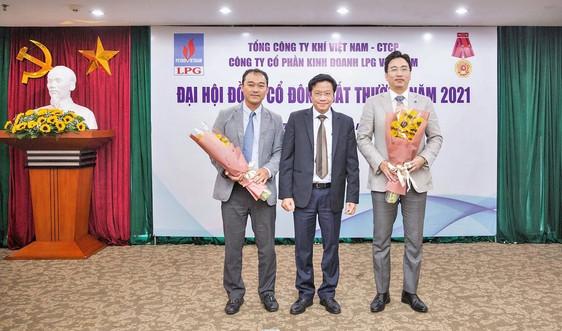 Công ty CP Kinh doanh LPG Việt Nam  tổ chức Đại hội đồng cổ đông bất thường năm 2021