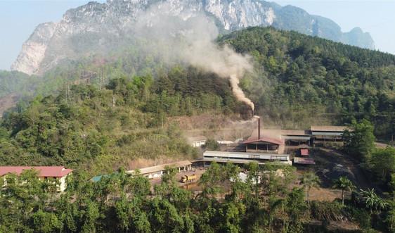 """Cao Bằng: Người dân """"tố"""" Xí nghiệp luyện Feromangan gây ô nhiễm môi trường"""
