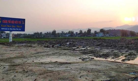 TP. Điện Biên Phủ: Những bất cập trong công tác quản lí, sử dụng đất đai