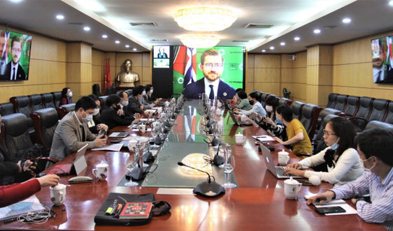 Việt Nam tham dự trực tuyến Phiên họp lần thứ 5 của Hội đồng Môi trường Liên hợp quốc