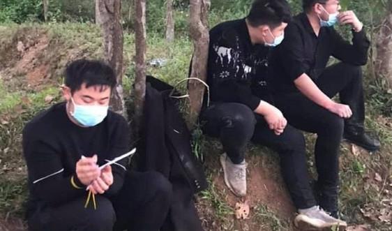 Quảng Trị: Không thu được phí cách ly của nhóm người Trung Quốc nhập cảnh trái phép