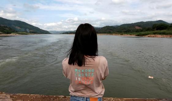 Mực nước sông Mekong ở một số đoạn tăng nhẹ