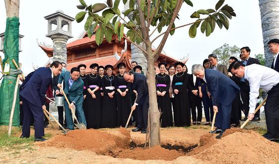 Bộ TN&MT triển khai Đề án phục hồi, phát triển hệ thống cây xanh nhằm ứng phó tình trạng khẩn cấp về BĐKH, ô nhiễm môi trường