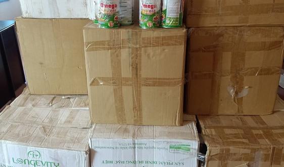 Đã có quyết định xử phạt hành vi buôn bán Sữa bột Omega 369 Q10 Alaska giả tại Đắk Nông