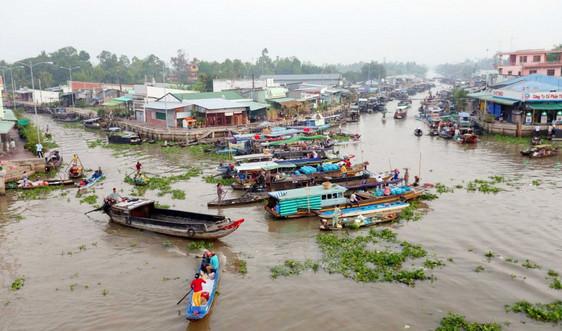 Quy hoạch Đồng bằng sông Cửu Long: Thuận thiên và bảo vệ môi trường
