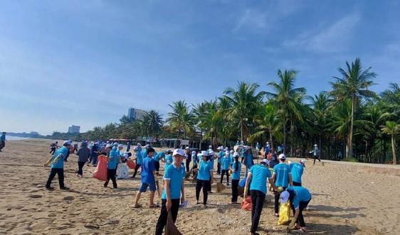Nghệ An: Công bố ranh giới khu vực phải thiết lập hành lang bảo vệ bờ biển