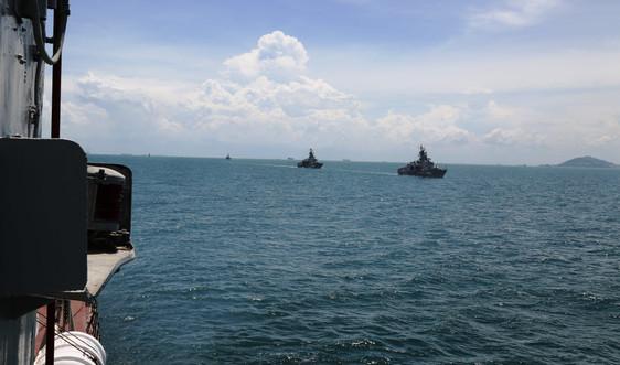 5 thuyền viên tàu Singapore bị nhiễm SARS-CoV-2 ngoài biển Vũng Tàu