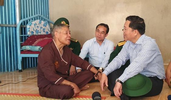 Quảng Nam: Phấn đấu hoàn thiện toàn bộ nhà ở cho đồng bào vùng thiên tai trước mùa mưa
