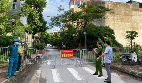 Hải Dương: Cách ly y tế Cụm dân cư ở huyện Thanh Hà