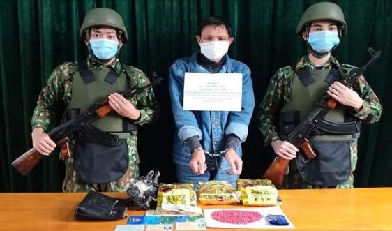 Quảng Bình: Bắt giữ đối tượng cầm đầu đường dây tội phạm ma túy xuyên quốc gia