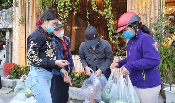 Người dân Đà Nẵng giải cứu nông sản Hải Dương ùn ứ vì Covid-19