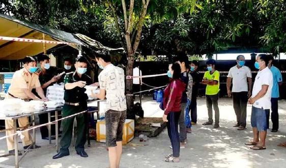 Nghệ An: Bị phạt 15 triệu đồng vì khai báo y tế gian dối