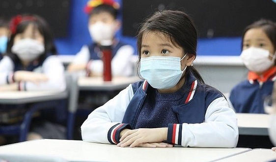 Toàn bộ học sinh tỉnh Thái Bình đi học trở lại từ ngày 1/3