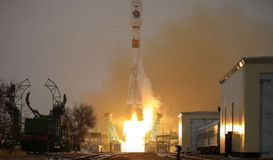 Nga phóng vệ tinh đầu tiên theo dõi khí hậu Bắc Cực