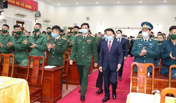 Yên Bái: Hơn 900 tân binh lên đường nhập ngũ