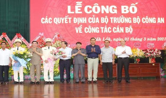 Đắk Lắk có tân Giám đốc Công tỉnh