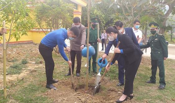 Sơn La khởi động Tháng Thanh niên, hưởng ứng Tết trồng cây và Tháng ba biên giới 2021