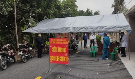 Công an tỉnh Hải Dương ra thông báo khẩn số 9 phòng chống dịch Covid – 19
