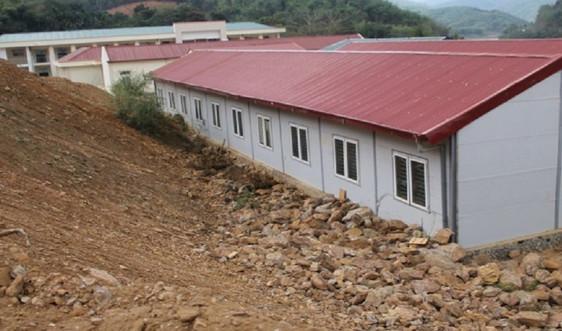 Thanh Hóa: Khắc phục sự cố sạt lở tại huyện Quan Hóa