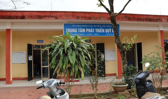 Yên Bái: Khởi tố, bắt tạm giam nhiều cán bộ Trung tâm Phát triển quỹ đất Yên Bình