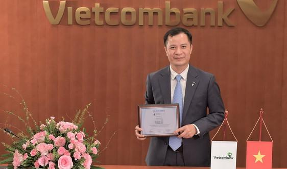"""Vietcombank được vinh danh là """"Ngân hàng mạnh nhất dựa trên Bảng tổng kết tài sản"""" lần thứ 6 liên tiếp"""