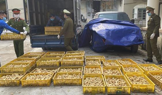Lạng Sơn bắt giữ nhiều mặt hàng không rõ nguồn gốc số lượng lớn