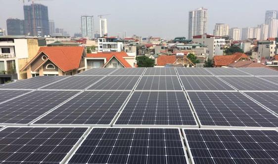 Hà Nội nêu 4 nhóm giải pháp triển năng lượng tái tạo