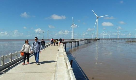 Điện gió ngoài khơi: Làn sóng mới về năng lượng tái tạo